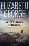 Elizabeth George: Wer Strafe verdient ★★★★★