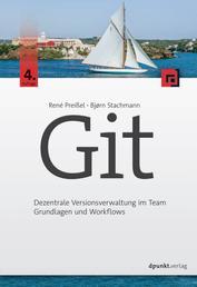 Git - Dezentrale Versionsverwaltung im Team – Grundlagen und Workflows