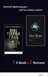 Der Rote & Ein tiefer Fall - 2 Romane