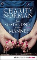 Charity Norman: Das Geständnis meines Mannes ★★★★★