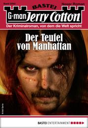 Jerry Cotton 3292 - Krimi-Serie - Der Teufel von Manhattan