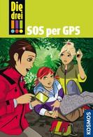 Mira Sol: Die drei !!!, 36, SOS per GPS (drei Ausrufezeichen)