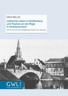 Erich Müller: Jüdisches Leben in Greifenberg und Treptow an der Rega in Hinterpommern