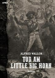 TOD AM LITTLE BIG HORN - Ein historischer Western-Roman