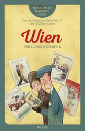 Wien - Was nicht im Baedeker steht
