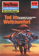 Horst Hoffmann: Perry Rhodan 1581: Tod im Weltraumfort ★★★★★