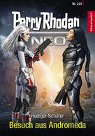Rüdiger Schäfer: Perry Rhodan Neo 224: Besuch aus Andromeda ★★★★★