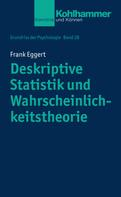 Frank Eggert: Deskriptive Statistik und Wahrscheinlichkeitstheorie ★★