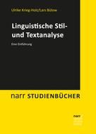 Ulrike Krieg-Holz: Linguistische Stil- und Textanalyse