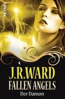 J. R. Ward: Fallen Angels - Der Dämon ★★★★★