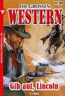 G.F. Waco: Die großen Western 189 ★★★★★