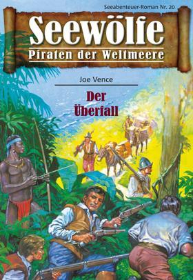 Seewölfe - Piraten der Weltmeere 20
