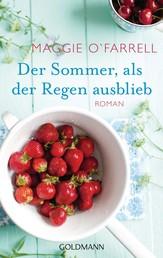 Der Sommer, als der Regen ausblieb - Roman