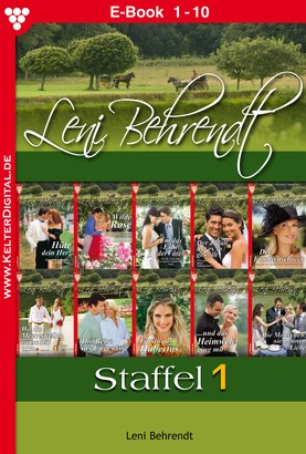 Leni Behrendt Staffel 1 – Liebesroman