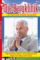 Hans-Peter Lehnert: Die Bergklinik 1 – Arztroman ★★★★