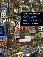 Schwarz, meine Liebe - Kriminalroman