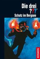 Brigitte Henkel-Waidhofer: Die drei ???, Schatz im Bergsee (drei Fragezeichen) ★★★★