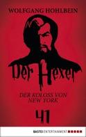 Wolfgang Hohlbein: Der Hexer 41 ★★