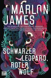 Schwarzer Leopard, roter Wolf - Dark Star 1. Roman