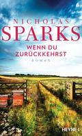 Nicholas Sparks: Wenn du zurückkehrst ★★★★★