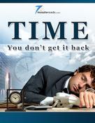 Pleasant Surprise: Time - You Don't Get it Back