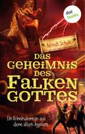 Berndt Schulz: Das Geheimnis des Falkengottes