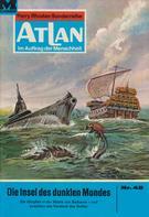 Hans Kneifel: Atlan 48: Die Insel des dunklen Mondes ★★★★★