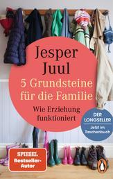5 Grundsteine für die Familie - Wie Erziehung funktioniert
