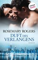 Rosemary Rogers: Duft des Verlangens ★★★★