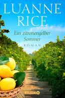 Luanne Rice: Ein zitronengelber Sommer ★★★★