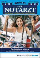 Karin Graf: Der Notarzt 344 - Arztroman