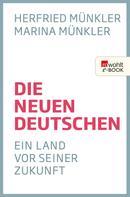 Herfried Münkler: Die neuen Deutschen