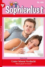 Sophienlust 404 – Familienroman - Unter bösem Verdacht