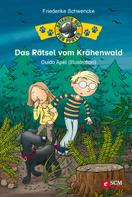 Friederike Schwencke: Das Rätsel vom Krähenwald ★★★★