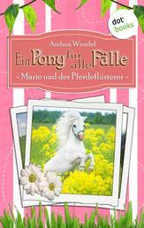 Ein Pony für alle Fälle - Fünfter Roman: Marie und der Pferdeflüsterer