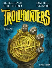 Trollhunters - Roman