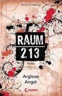 Amy Crossing: Raum 213 - Arglose Angst ★★★