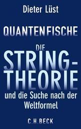 Quantenfische - Die Stringtheorie und die Suche nach der Weltformel