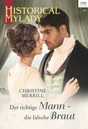 Christine Merrill: Der richtige Mann - die falsche Braut ★★★★