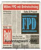 Roger Reyab: Bundestagswahl 2020