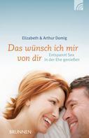 Elisabeth Domig: Das wünsch ich mir von dir ★★★★