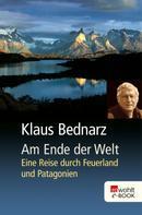 Klaus Bednarz: Am Ende der Welt ★★★★
