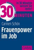 Carmen Schön: 30 Minuten Frauenpower im Job ★★★