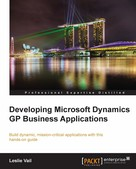 Leslie Vail: Developing Microsoft Dynamics GP Business Applications