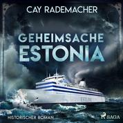 Geheimsache Estonia - Historischer Roman
