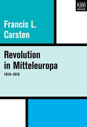 Revolution in Mitteleuropa 1918–1919