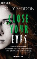Holly Seddon: Close your eyes ★★★★