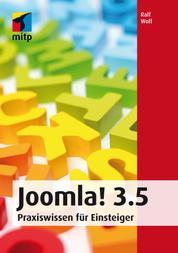 Joomla! 3.5 - Praxiswissen für Einsteiger