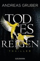 Todesreigen - Maarten S. Sneijder und Sabine Nemez 4 - Thriller