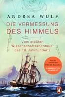 Andrea Wulf: Die Vermessung des Himmels ★★★★